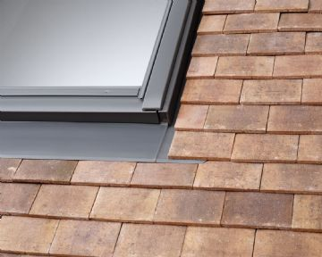 VELUX EDP Single plain tile flashing